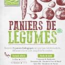 Paniers de légumes - Vallons maraîchers