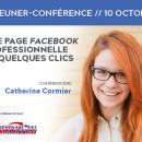 Déjeuner-conférence - Une page Facebook professionnelle en quelques clics - Brompton