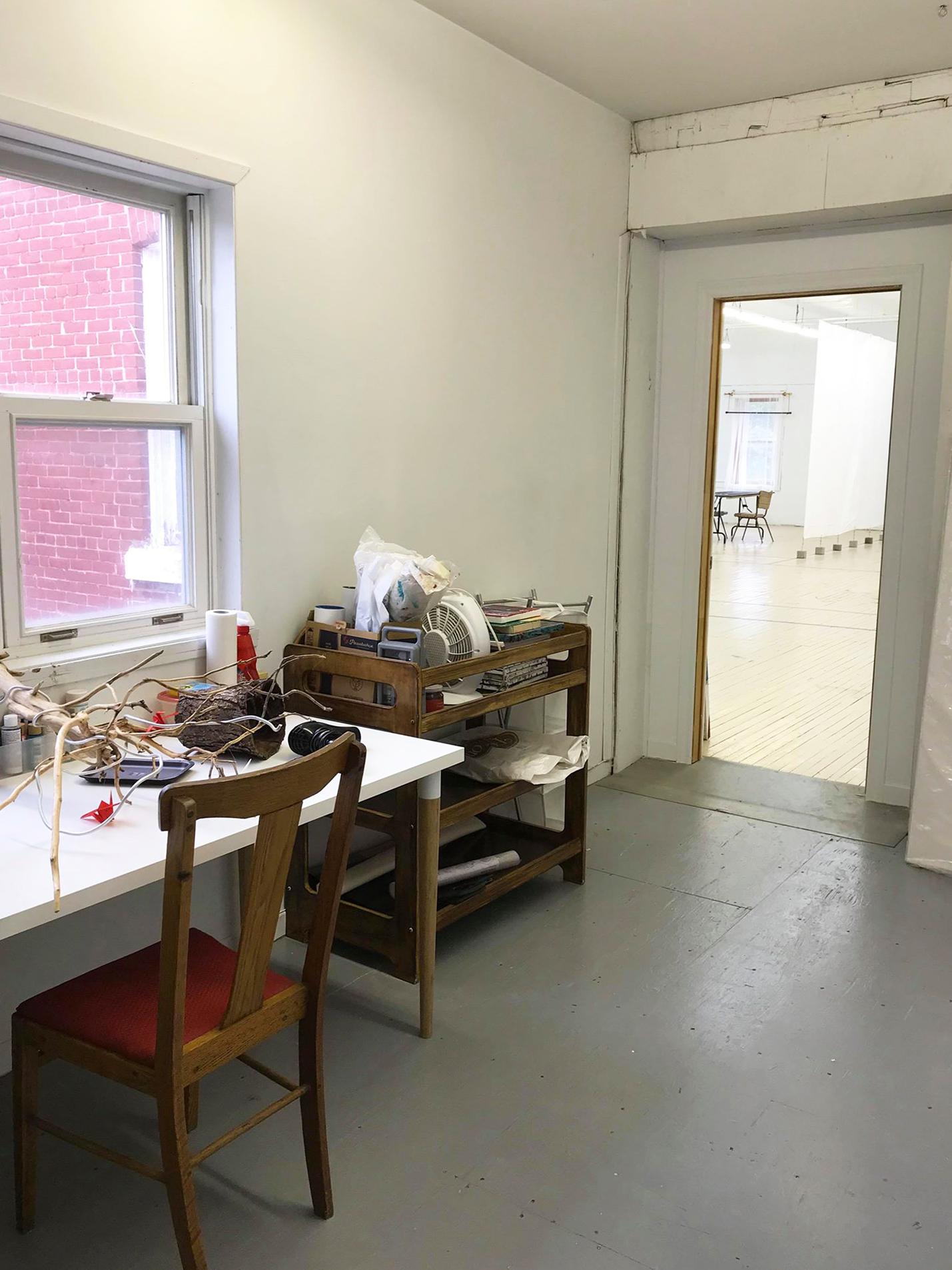 Atelier St-Joseph - Ateliers d'artistes à louer à Brompton, Sherbrooke