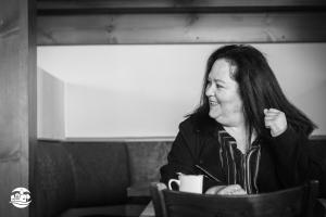 Sandra Côté, porte parole du projet Coeur de Brompton