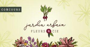 concours jardins urbains, fleurs et compagnie